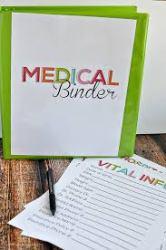 medical-binder