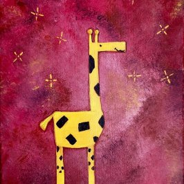 Jenny's Giraffe