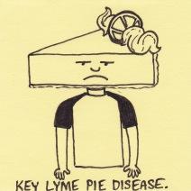 key-lyme-pie-disease