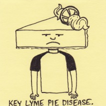 key-lyme-pie-disease